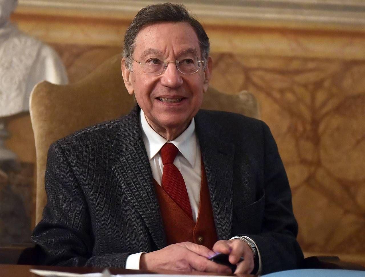 Cesare Mirabelli, 78 anni
